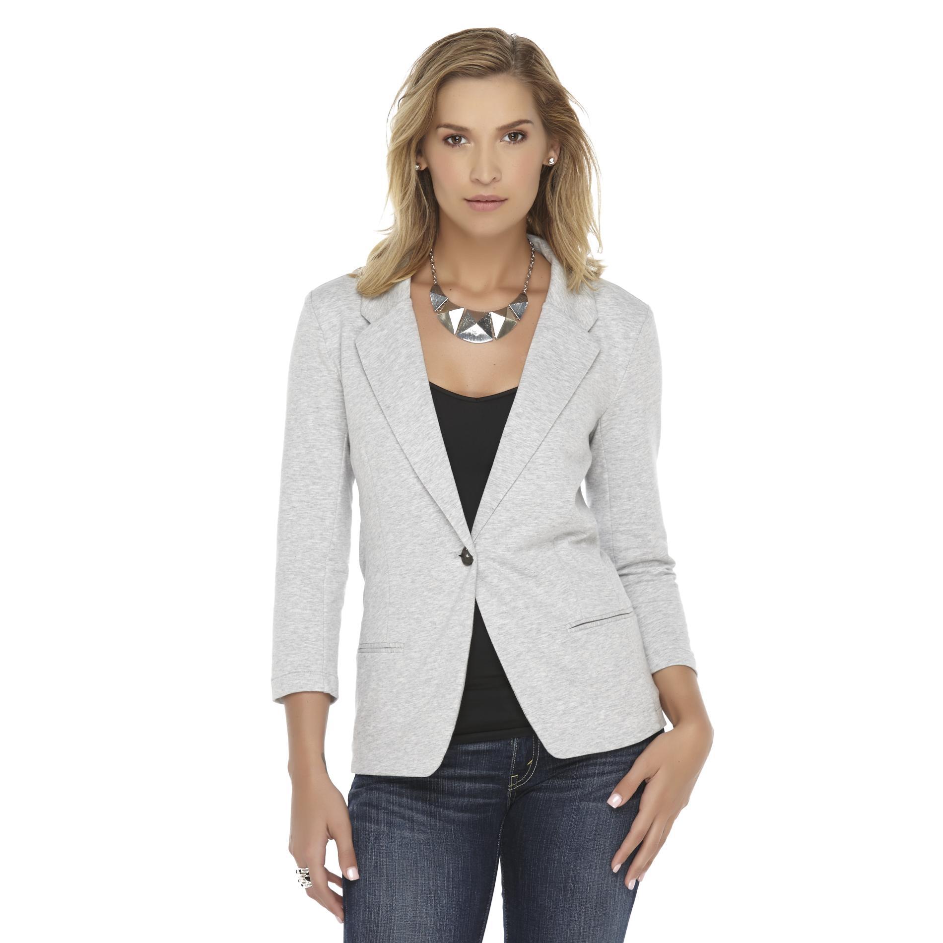 women blazers metaphor womenu0027s knit blazer - clothing - womenu0027s clothing - womenu0027s blazers,  jackets u0026 KIGPSPS
