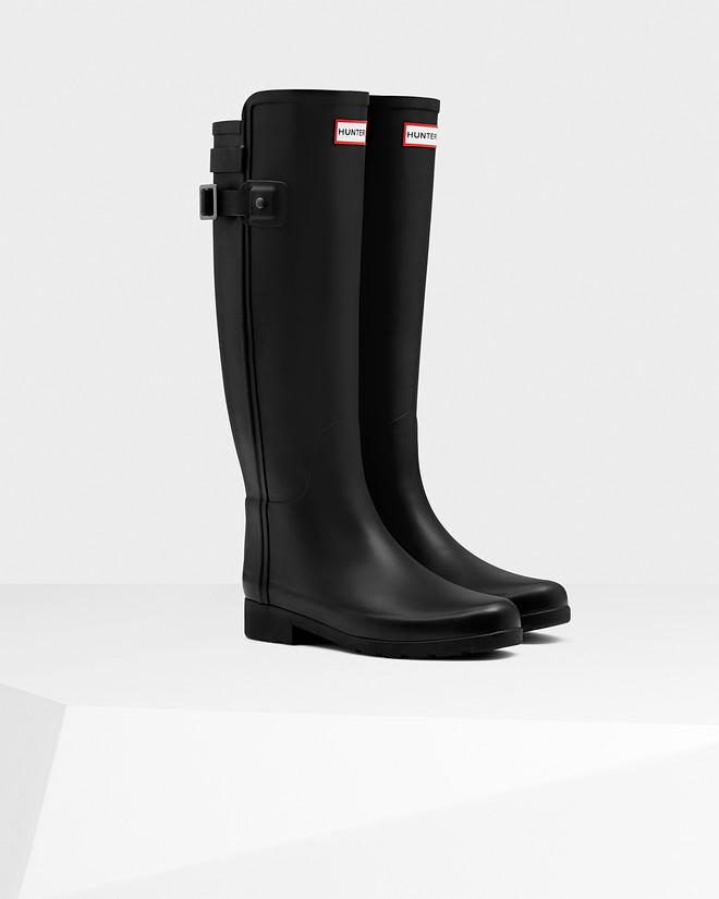 womenu0027s original refined back strap wellington boots FRSNAZJ