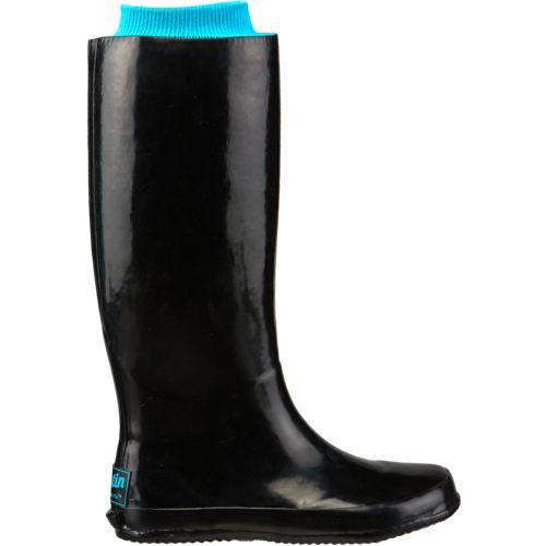 womenu0027s packaboot rubber boots DBAGJBP
