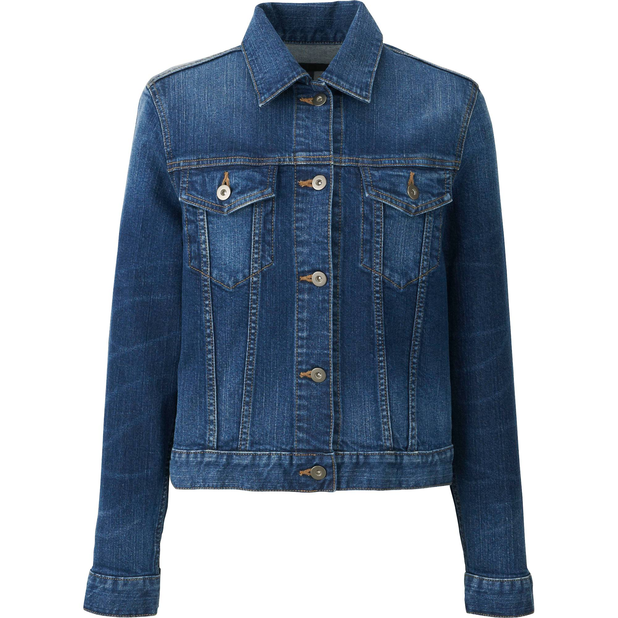 womens denim jacket women denim jacket, blue, small GHPRRFQ
