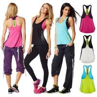 womens gym wear cheap 1510 womens crop top 2015 women sports tank top gym tank top jogging WFBVYIN