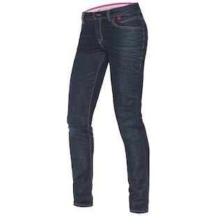 womens jeans dainese belleville slim womenu0027s jeans ENWAWUB