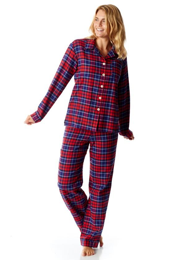 womens pyjamas highland fling pyjamas GTGPSDZ