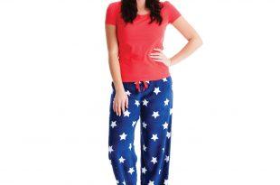 womens pyjamas ladies-womens-pyjamas-sleepwear-fleece-bottoms-pants-amp- FPWSGGG