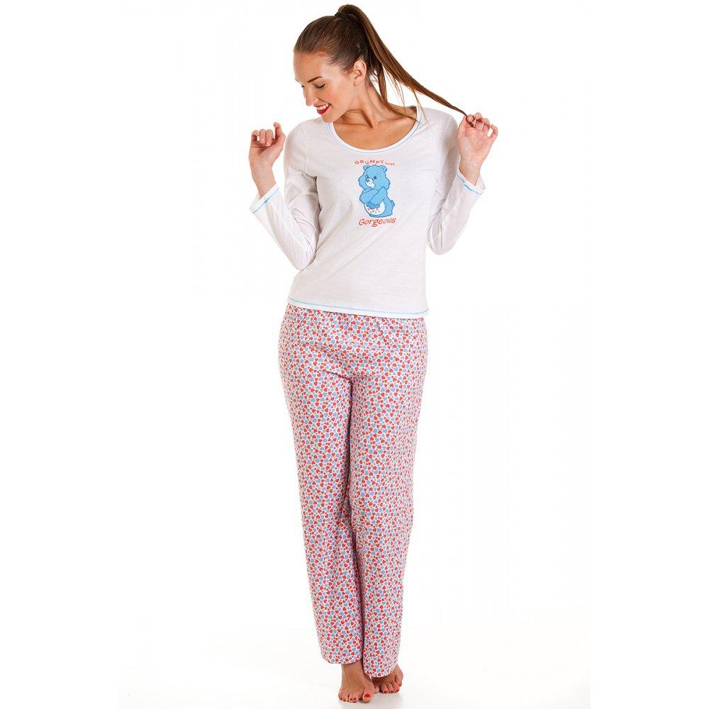 womens pyjamas womens grumpy but gorgeous cotton pyjamas sizes 10-20 TPJAUIO
