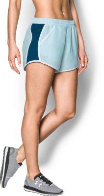 womens shorts womenu0027s ua fly-by shorts $22.99 WHGLHWS