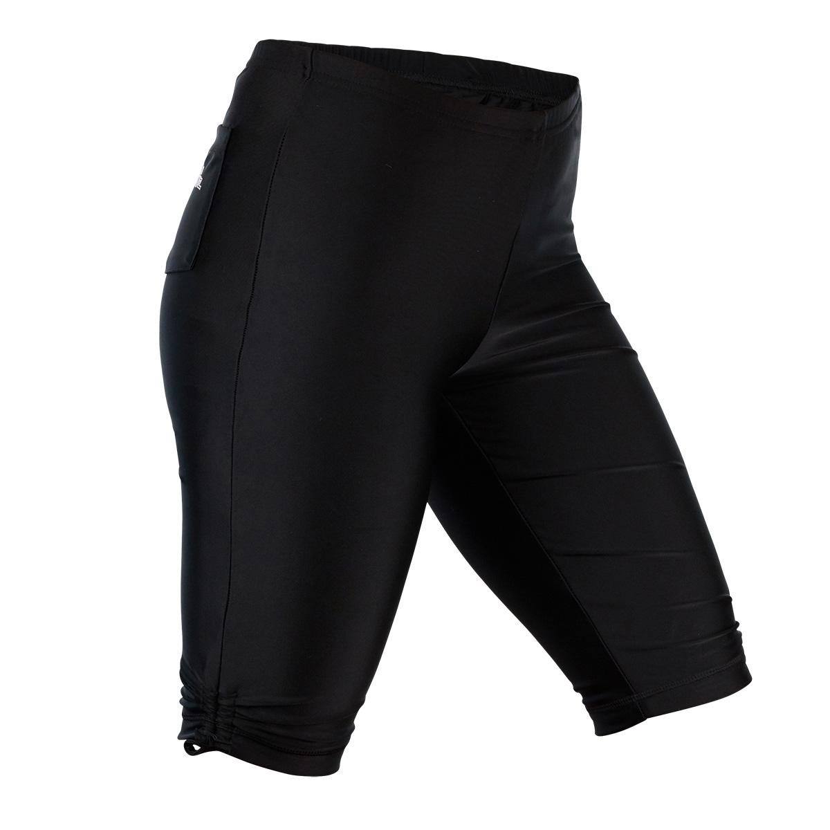 womens swim shorts summer beach bottoms swimwear for women - spf/upf 50+ FAHZPAS