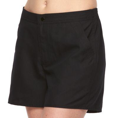 womens swim shorts womenu0027s croft u0026 barrow® tactel® swim shorts XVMODLC