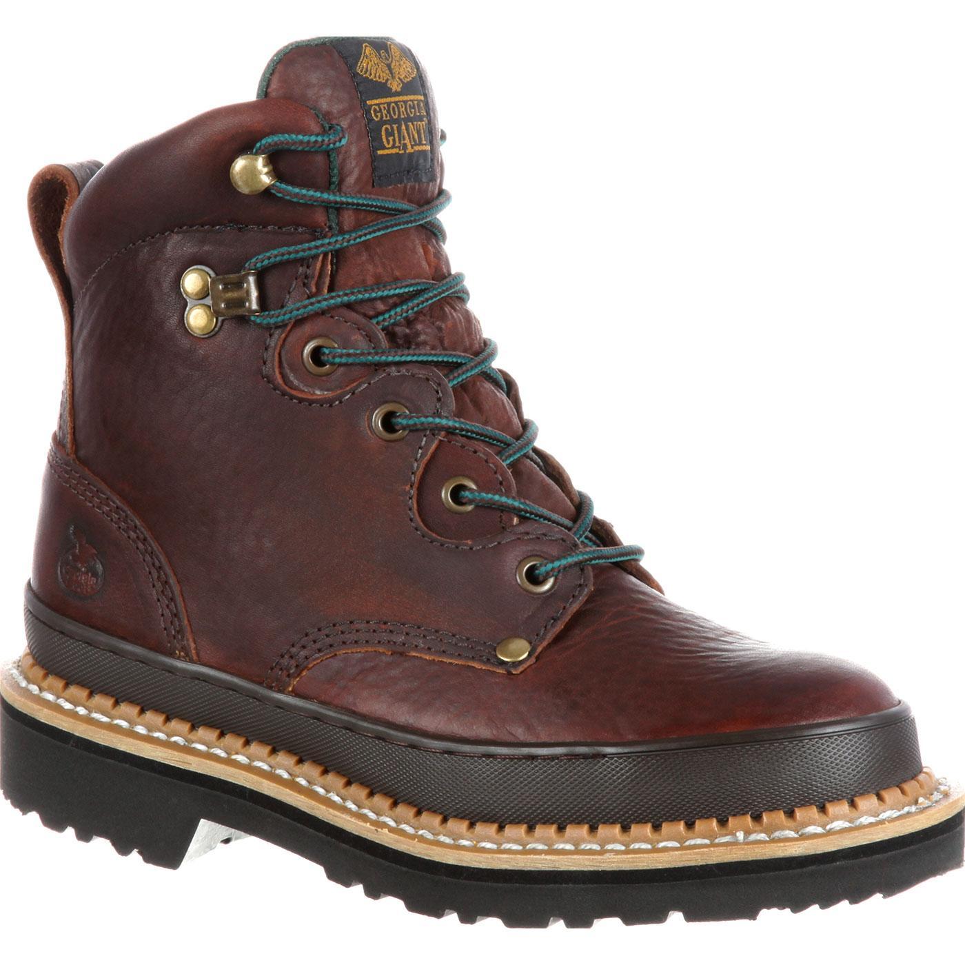 womens work boots georgia giant womenu0027s steel toe work boot, , large SAEUAIB
