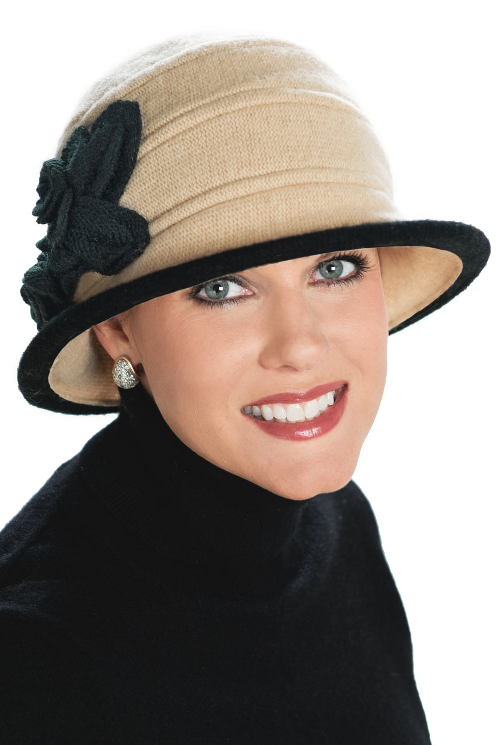 Style and glamour with cloche hats