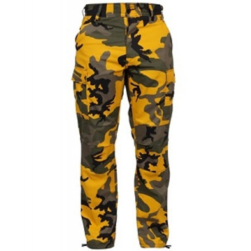 The way forward for the camo pants