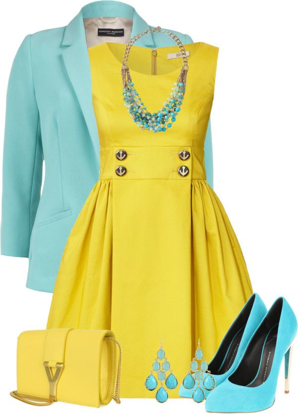yellow dresses  OCSDBCC