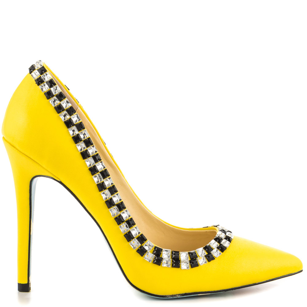 yellow heels at heels.com! check out our yellow shoes today! WKMTRXG