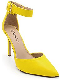 yellow heels product details WRCOVPX