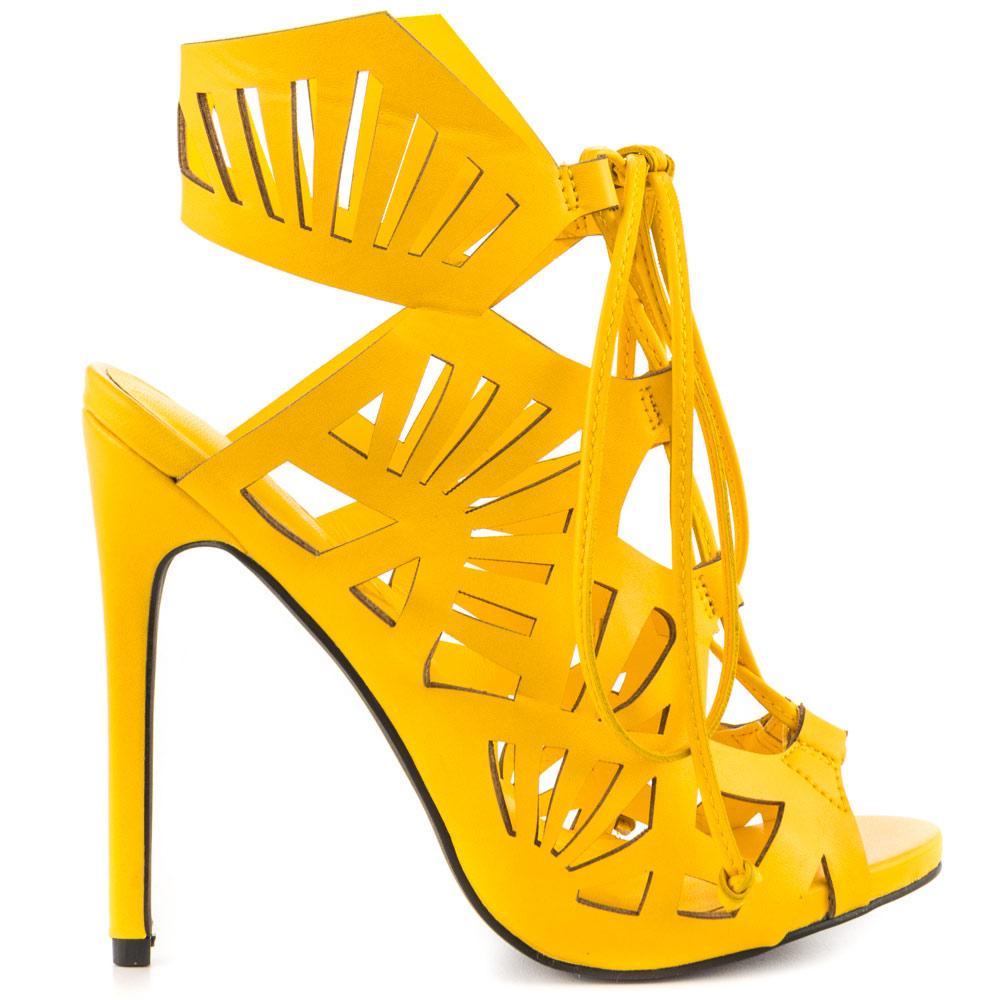 yellow heels stewart - yellow main view NLLSZQI