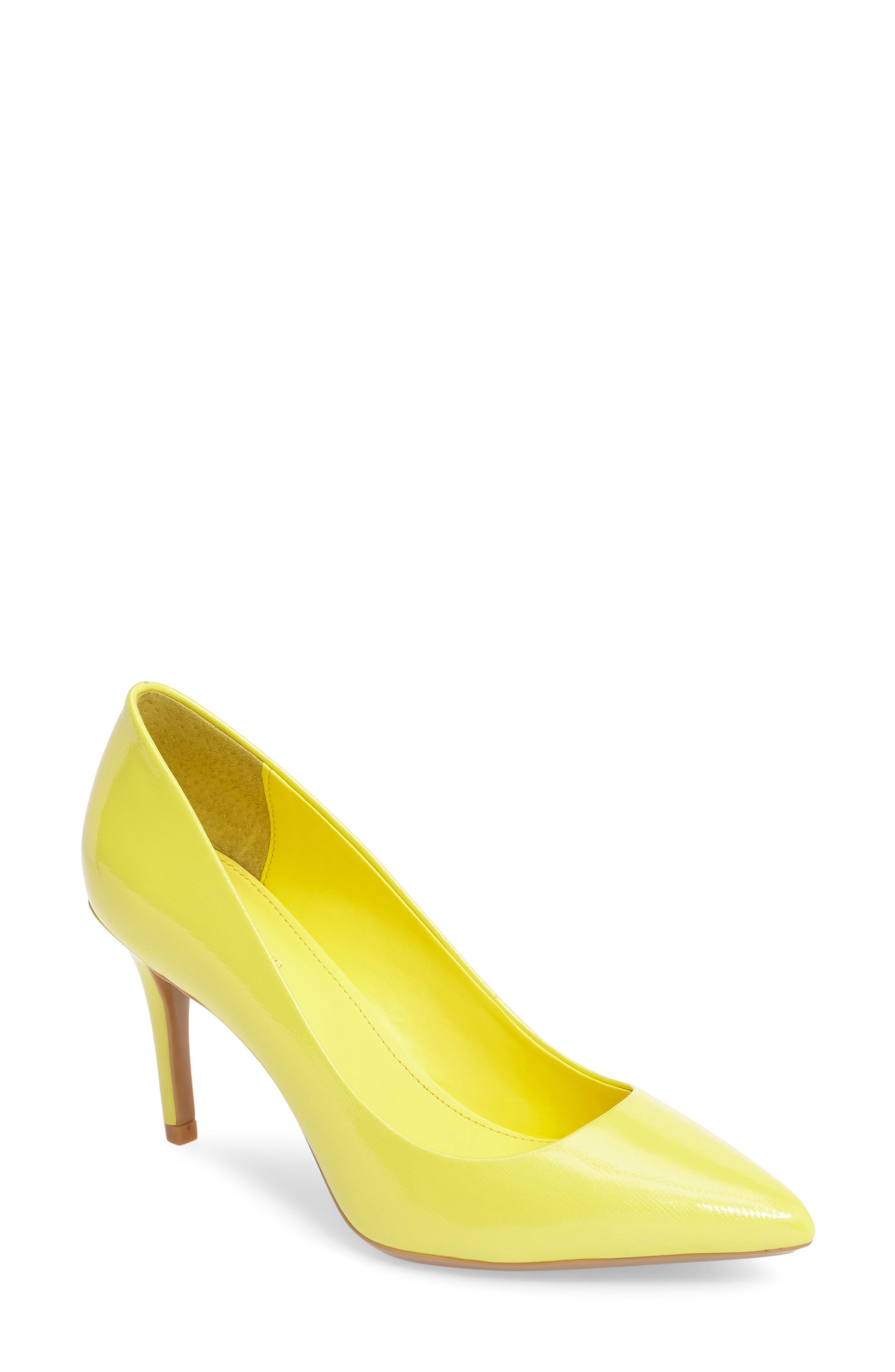 yellow heels womenu0027s yellow pumps | nordstrom GFHLGJP