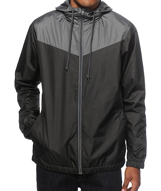zine sprint windbreaker jacket MUMUQAX