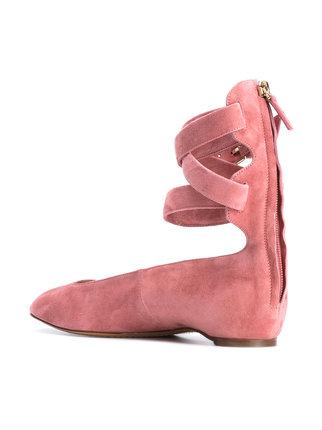 ... valentino valentino garavani ballerina shoes ZEXSXFK