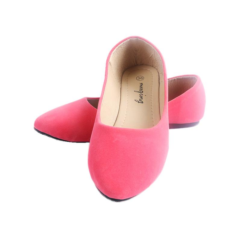 ... womens fashionable pointed toe flats ... DYTWHEK