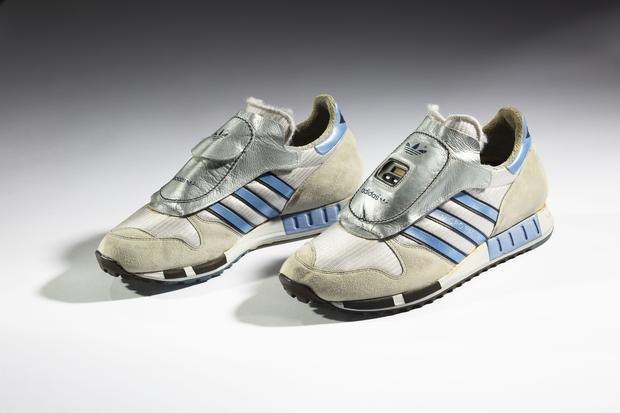 1984 adidas micropacer - the rise of sneaker culture - pictures - cbs MHKTTQG