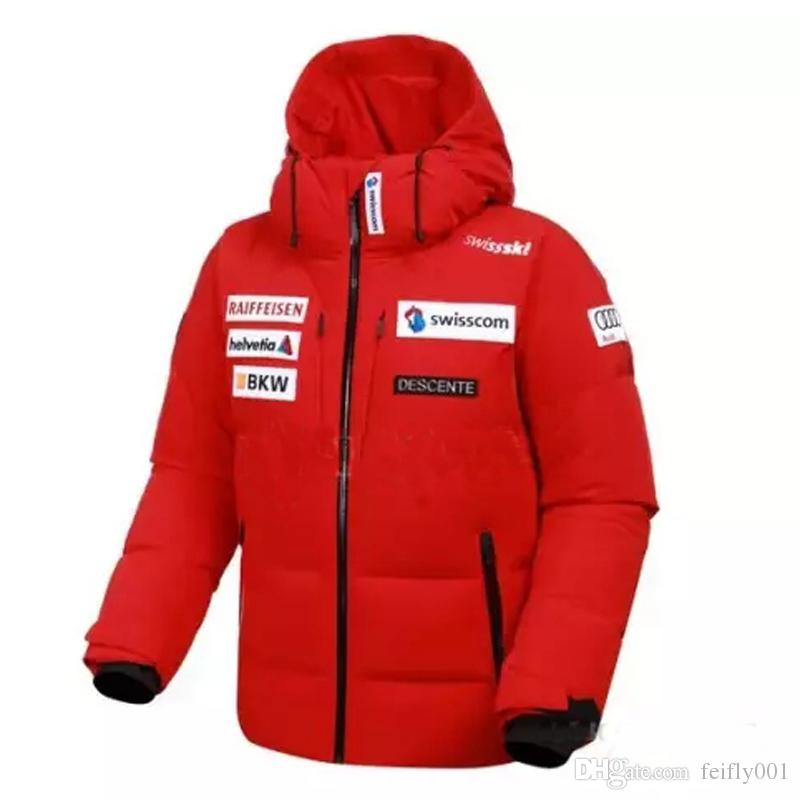 2017 new descente down jacket d6423sdj77m windproof waterproof coats couple  ski suit winter outdoor GVZRAFJ