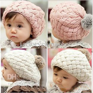 2018 crochet baby cap owl crochet hat with flower baby crochet hats infant  beanie SPCZAXX