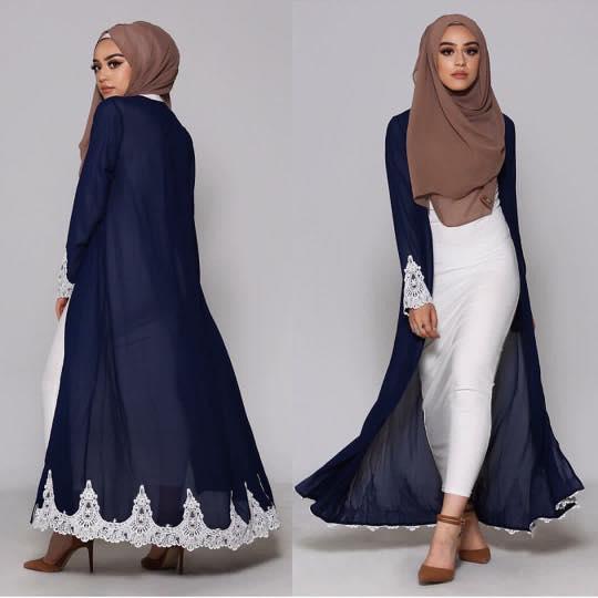 30 modern ways to wear hijab - hijab fashion ideas WYMCAAK