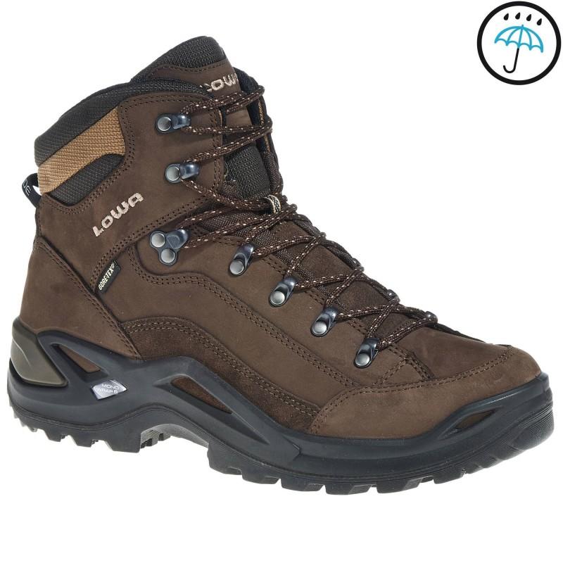 35 - hiking trekking - renegade menu0027s waterproof walking boots lowa -  trekking UJWNSUI