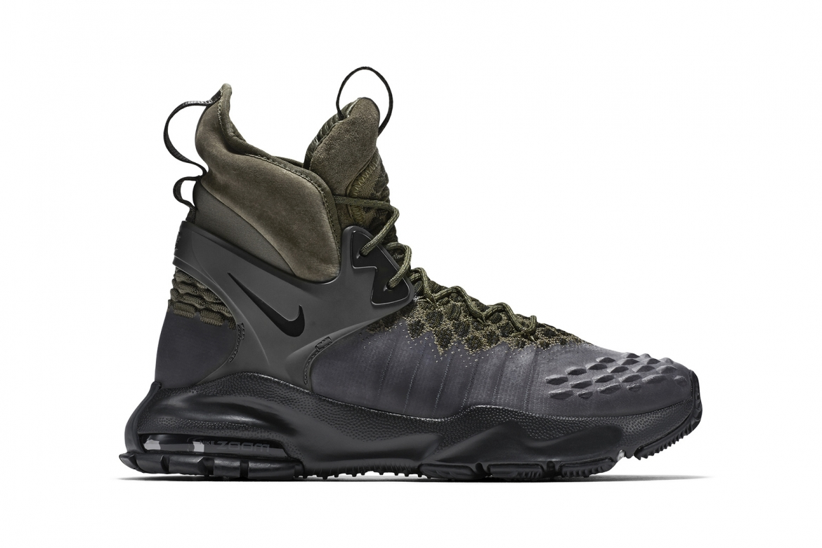 acg nike boots nike introduces the nikelab acg air zoom tallac flyknit boot JCNILGN