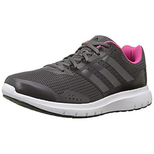 adidas adiprene adidas performance womenu0027s duramo 7 w womenu0027s running shoe,granite/solid  grey/equipment pink,11 m RIOMMGW
