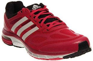 adidas adiprene adidas running womens supernova sequence 6 w bahia pink/running white/black  sneaker 8.5 HQZWPER