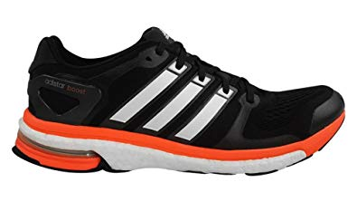 adidas adistar adidas menu0027s m18849 adistar boost esm shoes, black/white, ... VCQOHAR
