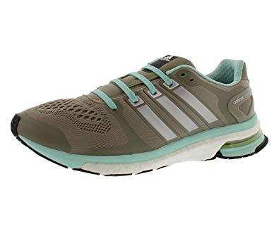 adidas adistar boost esm womens running shoe 6 beige-silver-mint HWNTDZB