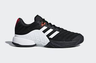 adidas barricade barricade 2018 shoes black cm7818 NWNKPIT
