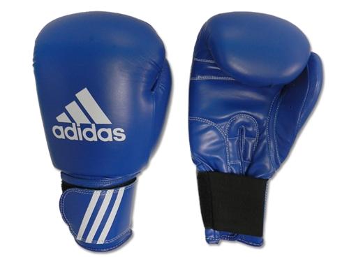 adidas boxing gloves adidas - boxing gloves - response - blue OEPJPEN