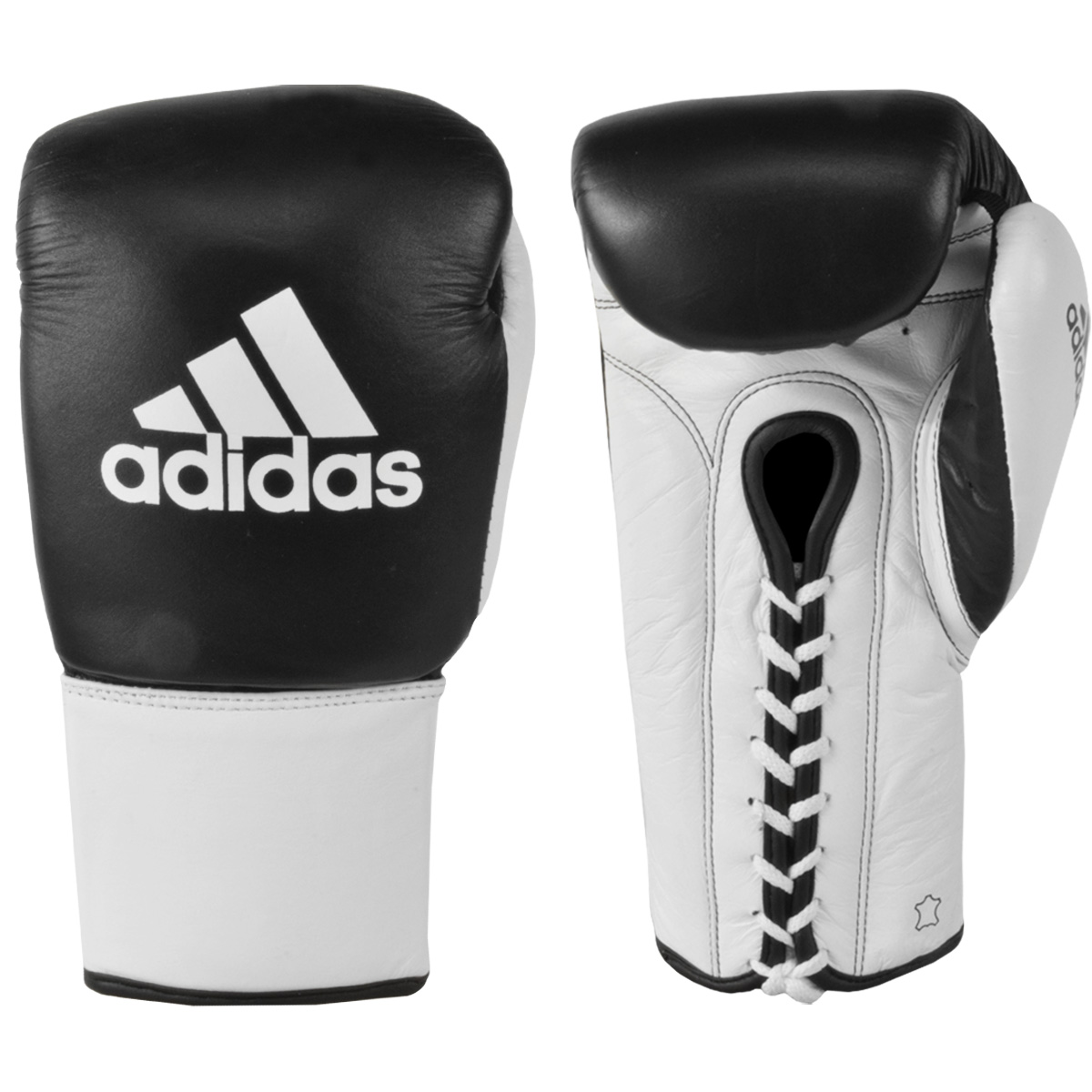 adidas boxing gloves adidas-glory-professional-lace-up-leather-boxing-gloves QOPWEKQ