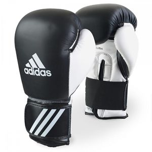 adidas boxing gloves image is loading new-adidas-boxing-leather-gloves-mma-muay-thai- MUECINH