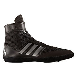 adidas boxing shoes image is loading adidas-combat-speed-5-black-wrestling-or-boxing- IUEJPMS