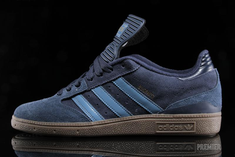 adidas busenitz pro look for your pair of the already-classic busenitz pro in collegiate navy HYZAFET