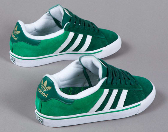 adidas campus vulc this one goes out to all you boston celtics fans, just in time VHGGCNF