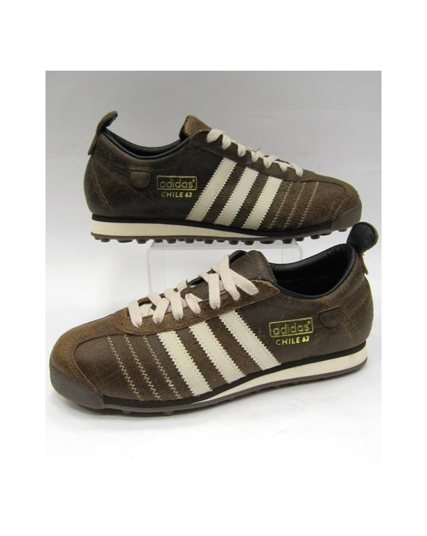 Adidas Chile 62 adidas chile 62 trainers brown/cream LQEGUFK