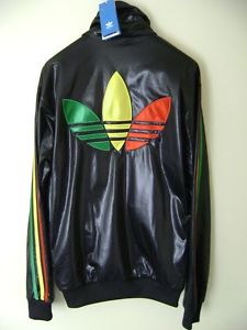 Adidas Chile 62 image is loading new-adidas-chile-62-rasta-originals-mens-track- RVMKIRY