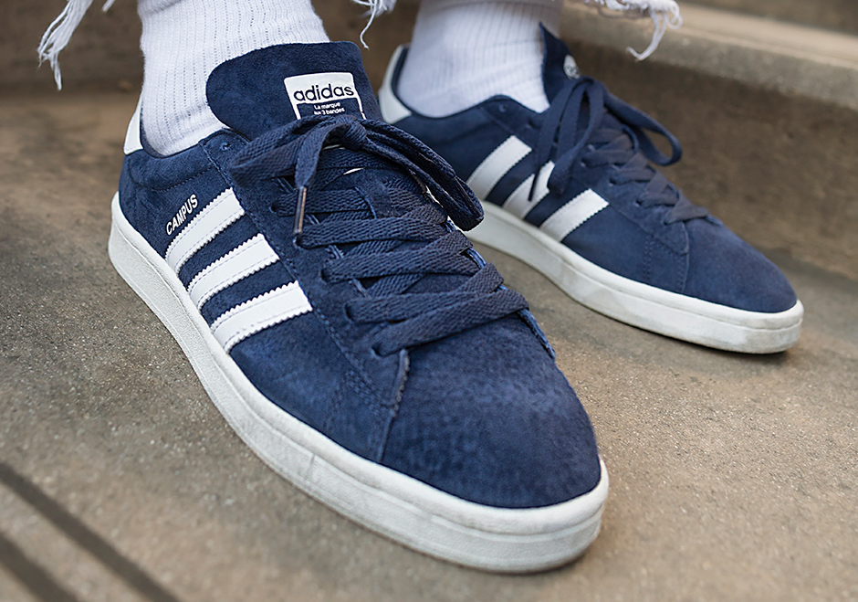 Adidas Classic itu0027s about time that adidas originals brought back the adidas campus. weu0027ve MYKZOYL
