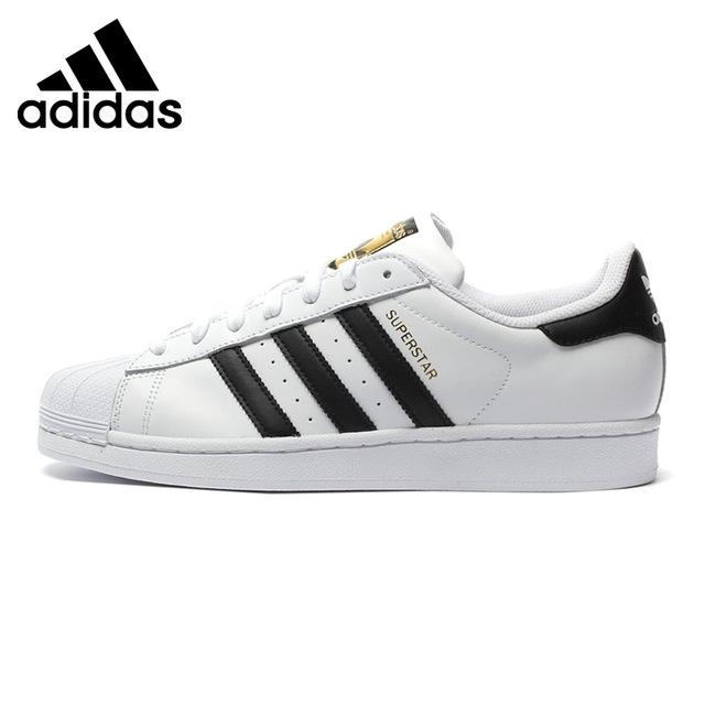 adidas classic shoes original new arrival 2018 adidas originals superstar classics unisex  skateboarding shoes sneakers XLBILCR