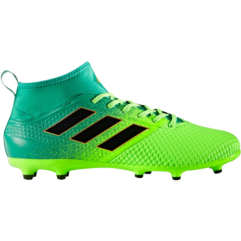 adidas cleats adidas ace 17.3 primemesh fg soccer cleats (solar green/core black/core  green) MBAROSE
