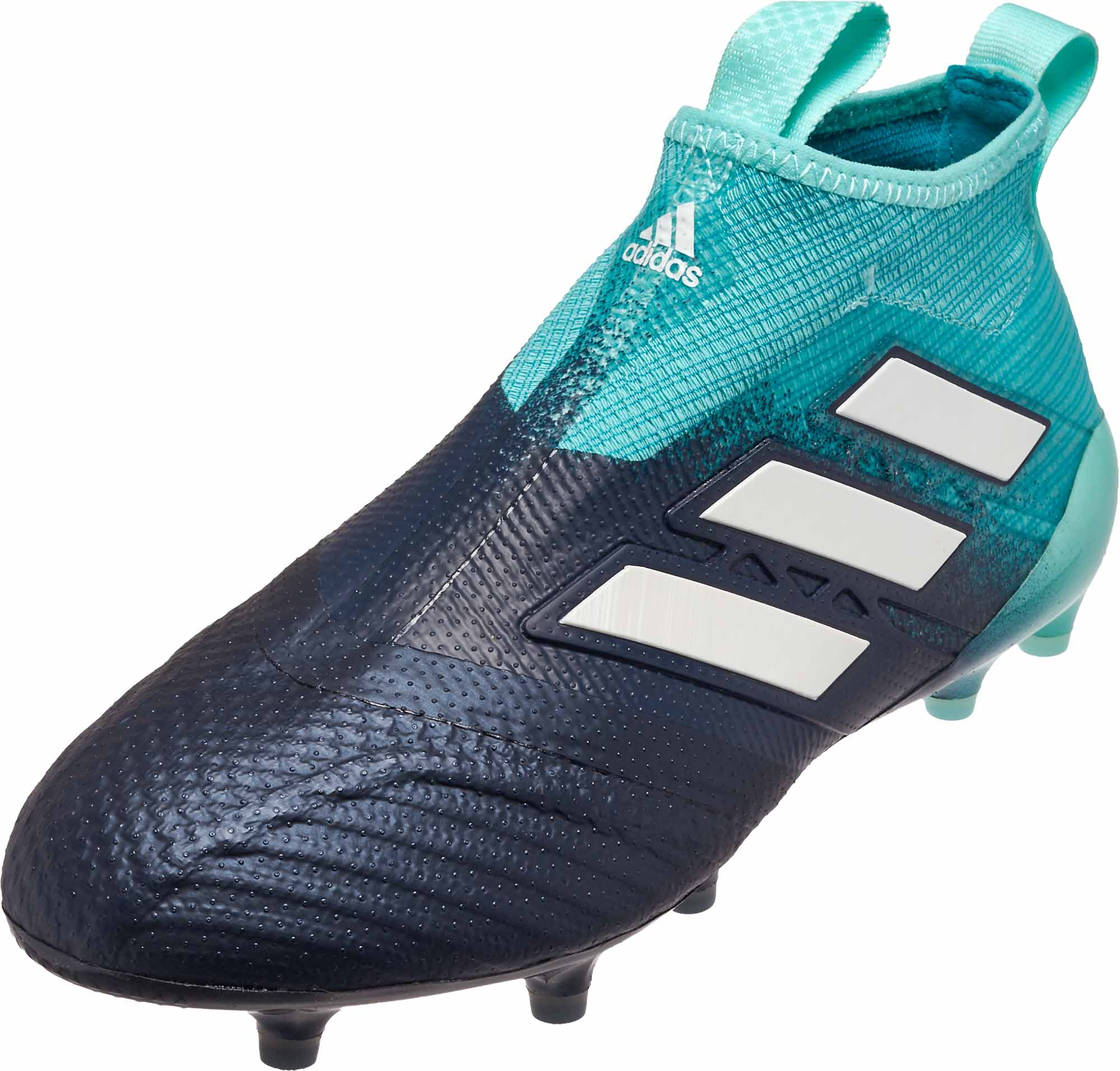 adidas cleats adidas ace 17+ purecontrol fg - energy aqua/legend ink GLZSNXC