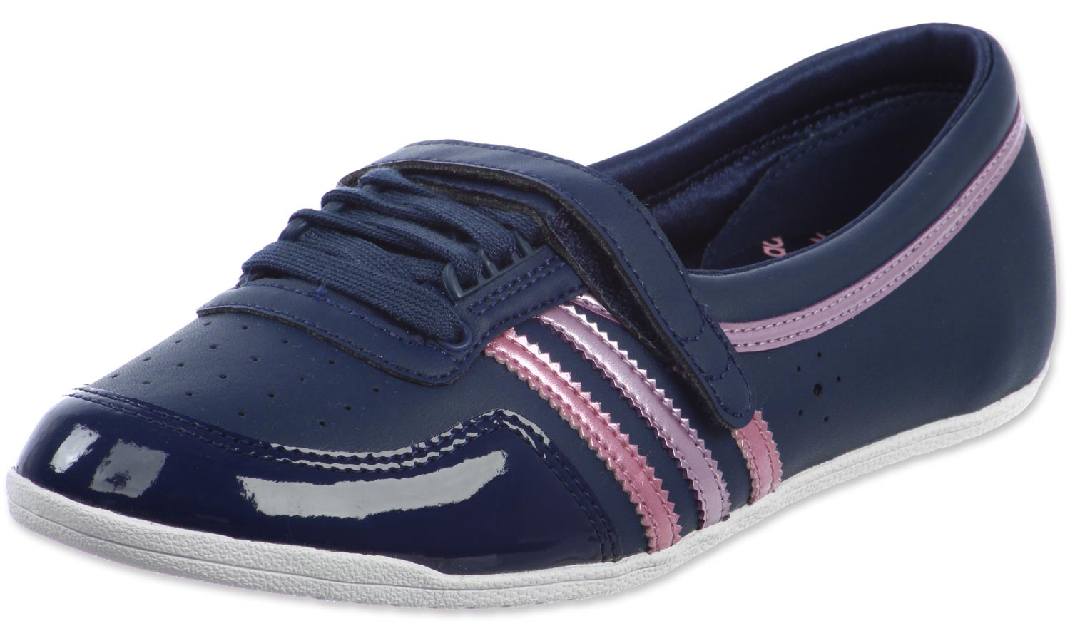 adidas concord round w shoes blue pink RXLULAM