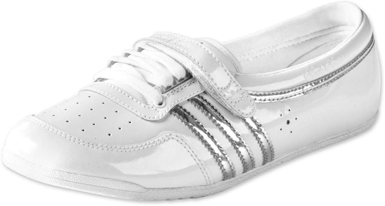 adidas concord round w shoes white silver CIMORAB