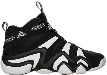 adidas crazy 8 black white AZWQNTA