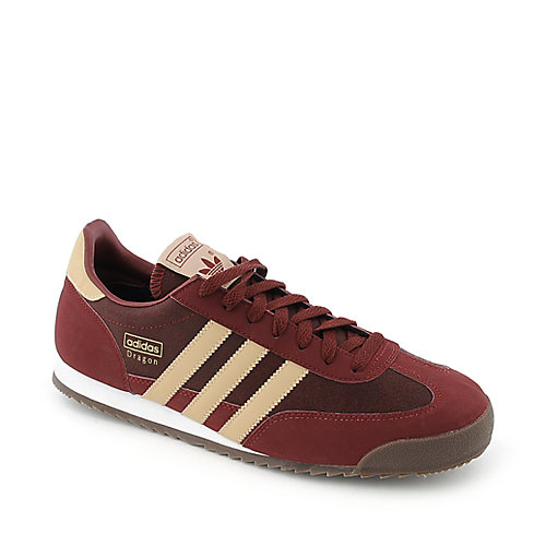 adidas dragon shoes adidas dragon maroon athletic running sneaker CKVKKZG